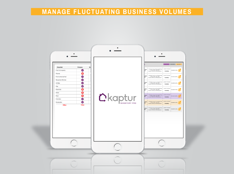 Manage Fluctuating Business Volumes